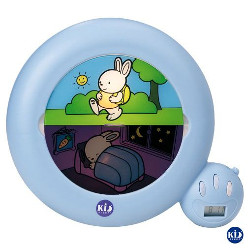 Test veilleuse avec indicateur de réveille Kid Sleep | Ju2Framboise.com