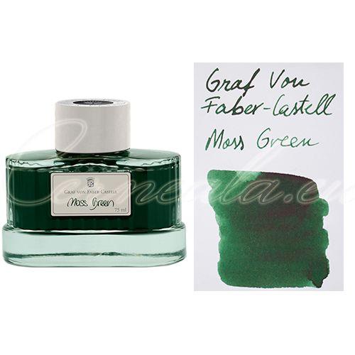 http://cerneala.eu/produs/calimara-cerneala-graf-von-faber-castell-moss-green-75-ml/