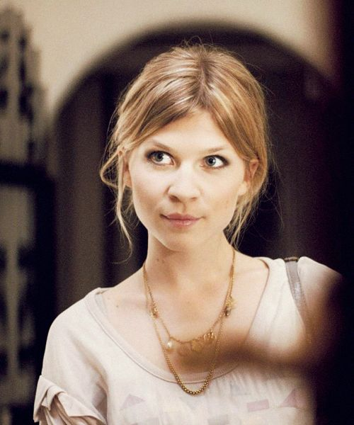 Clemence Poesy. One of the prettiest people I can think of.