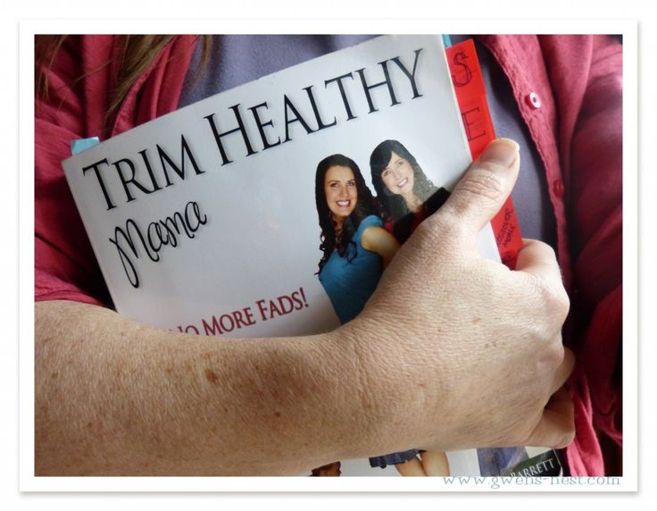 Trim Healthy Mama Book Review - Gwens Nest
