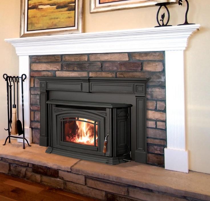 The 25+ best Pellet stove inserts ideas on Pinterest ...