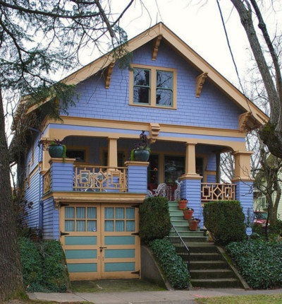 41 best images about bungalows on pinterest craftsman for Portland craftsman homes