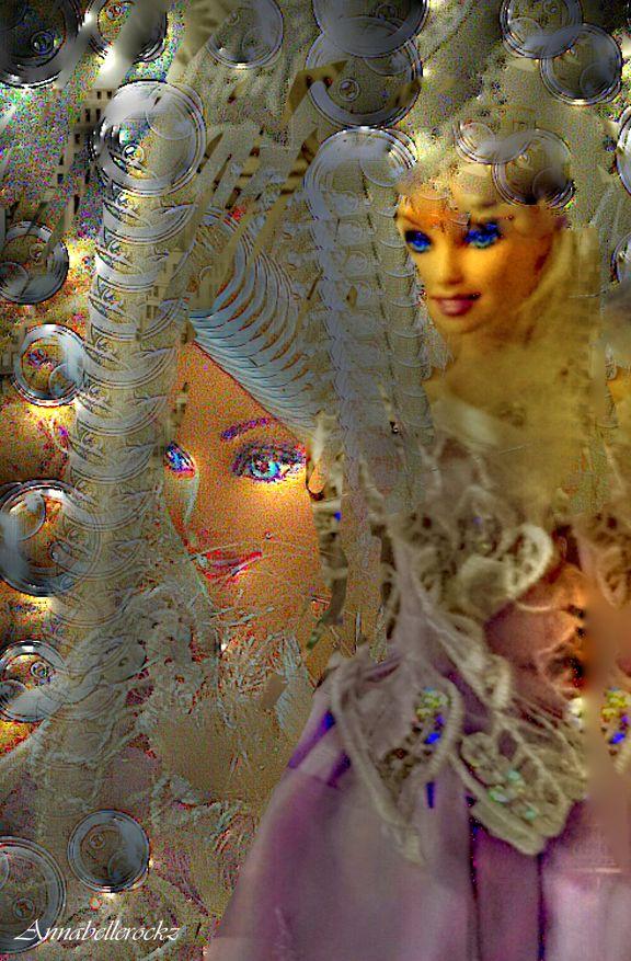 Thew barbie in you , art by Annabellerockz