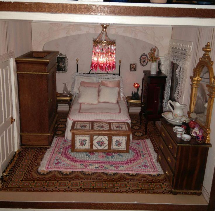 Casa popular Andaluza dormitorio