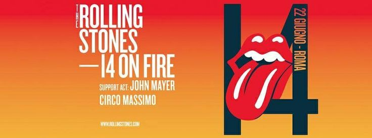 Special Event - The Rolling Stones - 22 giugno 2014