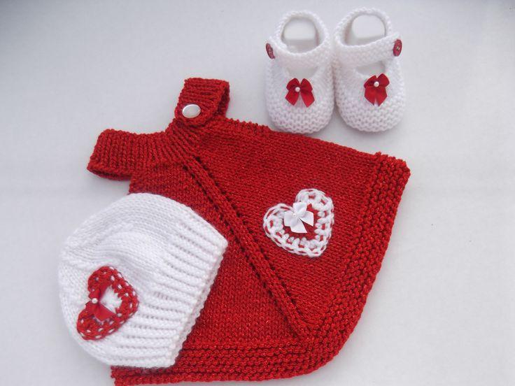 Ravelry: Таня Добро пожаловать домой Baby Girl Set - 3