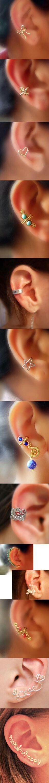 Awesome ear cuff designs