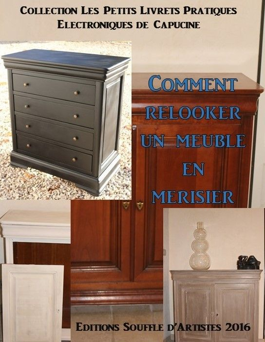 7 best relooking images on Pinterest Chalk paint, Furniture