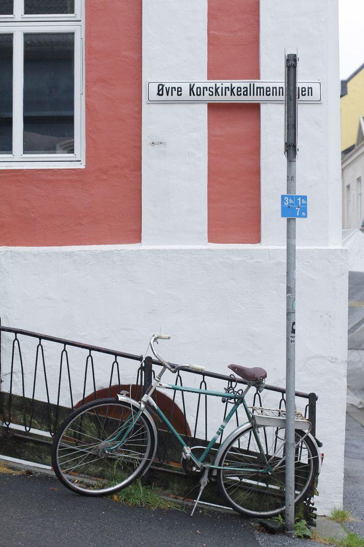 This Sea Fever. Bergen. Norway.