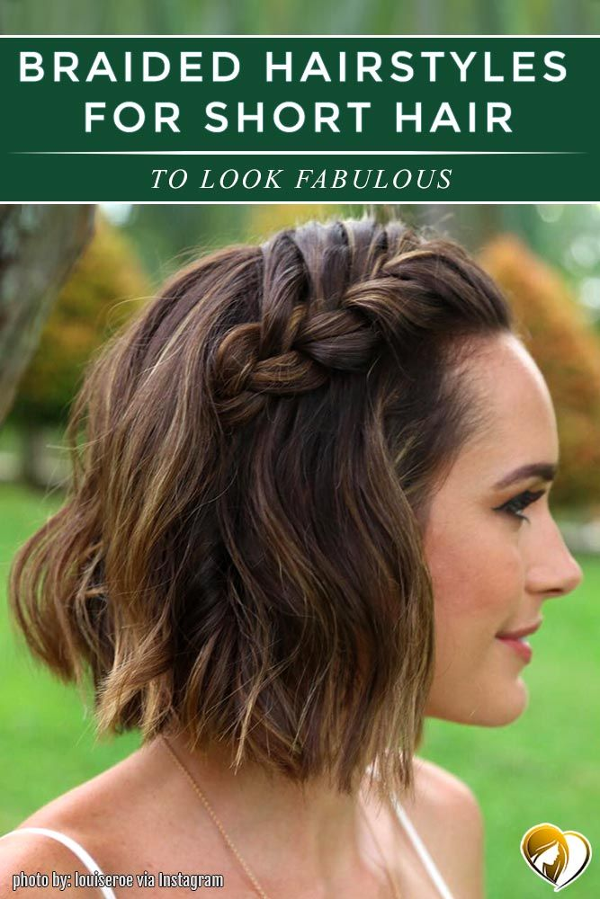 cute styles to do with short hair 325 best hair styles images on chalking 4324 | 241ca2fbd8e80a0017f97cac426be286 easy hairdo for short hair braided hairstyles for shoulder length hair