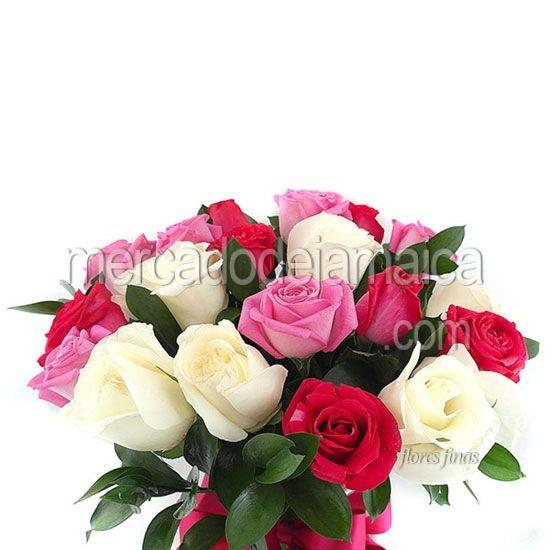 Floreria Mexico Rosas Rojas Amaya !| Envia Flores