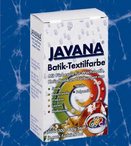 фото Краска-краситель для ткани Javana Синий кобальтовый