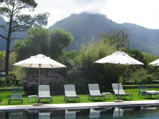 Vineyard Hotel, Newlands, South Africa
