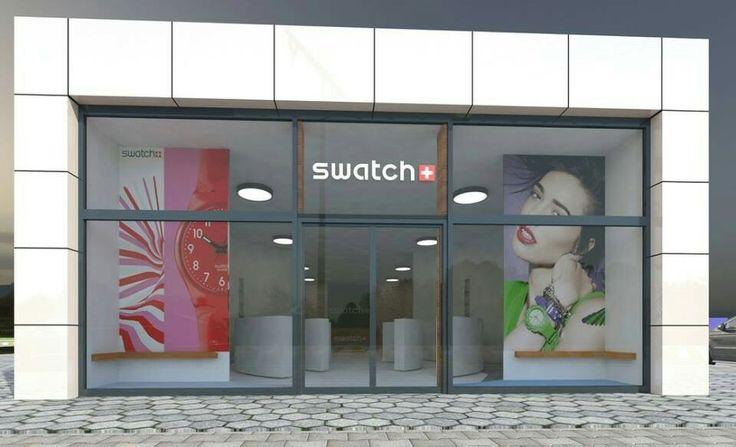 Swatch İç Mekan & Cephe Tasarımı