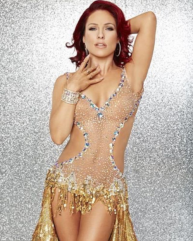 Sharna Burgess returning for her 7th season #DWTS #DWTS22 #SharnaBurgess