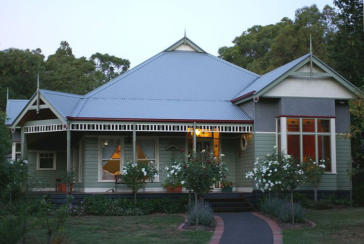 40 best weatherboard houses images on pinterest for Weatherboard house designs