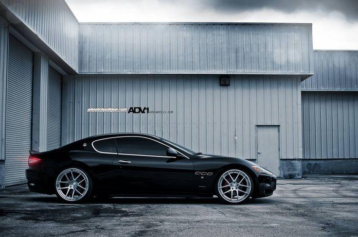 Maserati GranTurismo S ADV1 Maserati gt, Maserati