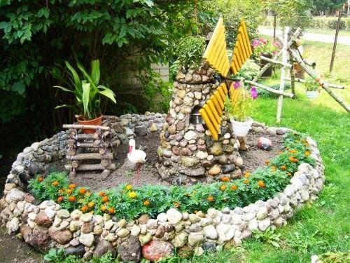 22 Unique Yard Decorations Transforming Backyard Designs Yards And