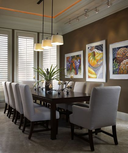 15 High End Contemporary Dining Room Designs: 24 Best Images About Need 10 Seater Dining Table! On