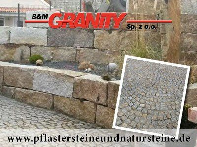 die besten 25 pflastersteine granit ideen auf pinterest terrasse granit granit stein und. Black Bedroom Furniture Sets. Home Design Ideas