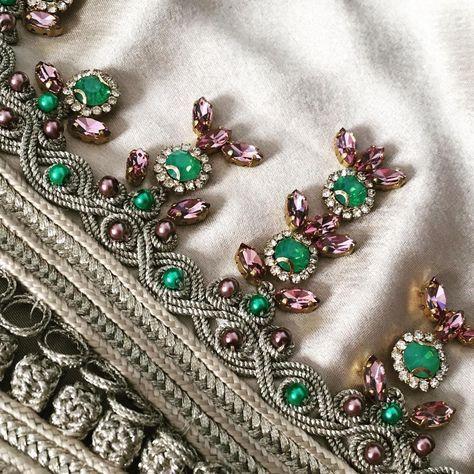 In the making ✨❤️ #NewCollection #bridaldress #caftan #moroccancaftan #kaftan #dubai #morocco #qatar #kuwait #oman #salalah #majorellecaftan #maisonmajorelletanguif #moroccanbride