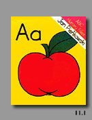ABC Nursery Frieze