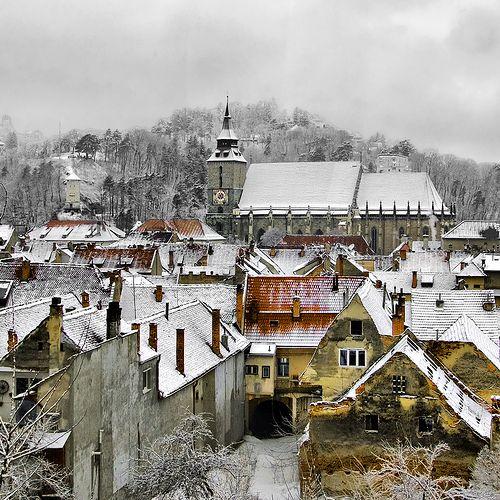 ysvoice:  | ♕ | Brasov, Romania | by 23gxg | via allthingseurope
