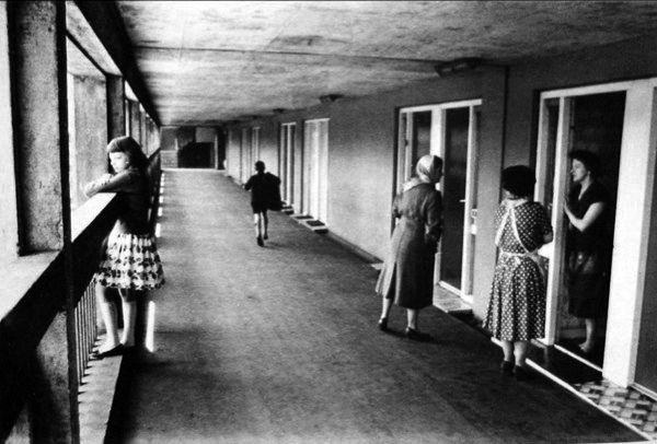 Roger Mayne - Deck, Parkhill, Sheffield