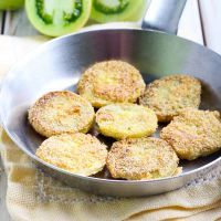 Idgie's Famous Fried Green Tomatoes
