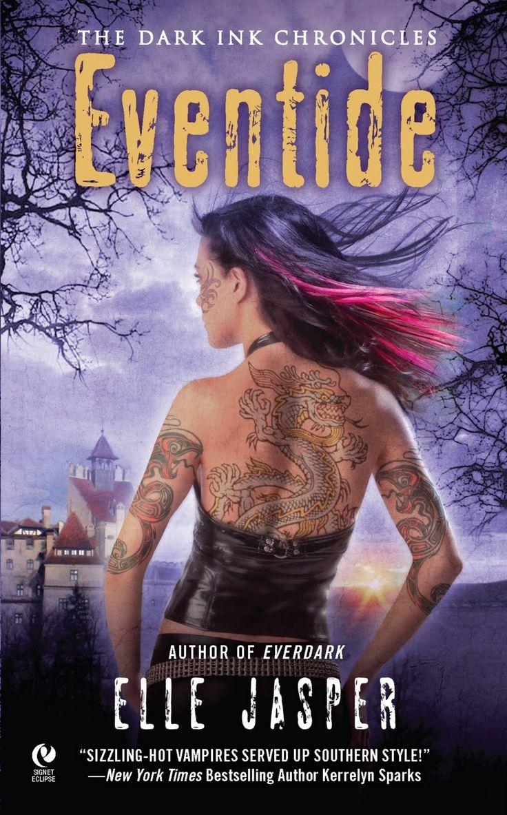 Eventide (dark Ink Chronicles #3) By Elle Jasper