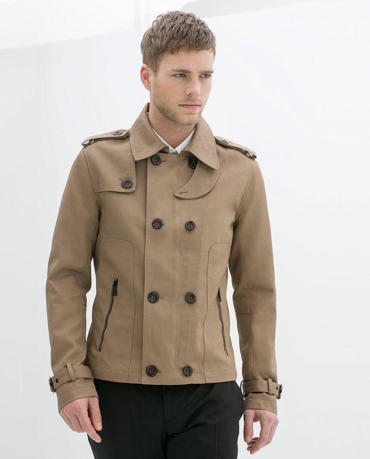 119 best Men coat images on Pinterest   Menswear, Men coat and Men ...