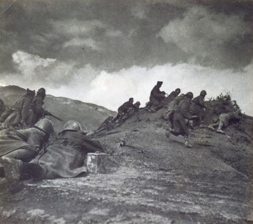 Στα Αλβανικά Βουνά