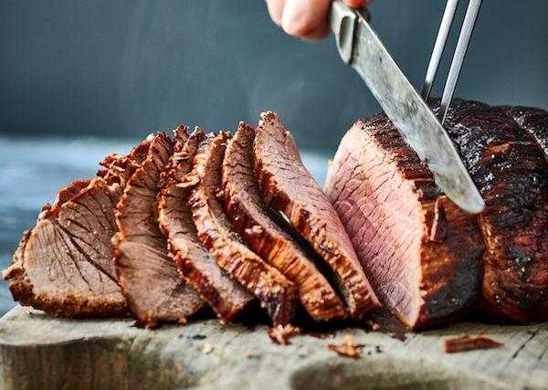 how to cook topside roast beef