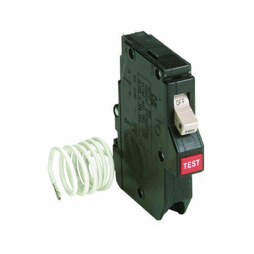 Cutler Hammer CH120GF Single Pole 120V 20 Amp GFCI Plug-On Circuit Breaker