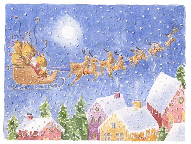 Follow Santa with OnStar Santa Tracker