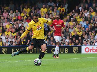 Blog Esportivo do Suíço:  Manchester United leva 3 a 1 do Watford e soma terceira derrota seguida