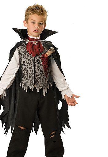 Boys Vampire Be Slayed Costume | Boys Gothic/Vampire Halloween Costumes