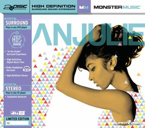 Anjulie - Anjulie (Monster Music Deluxe CD + Audio DVD) - Amazon.com Music