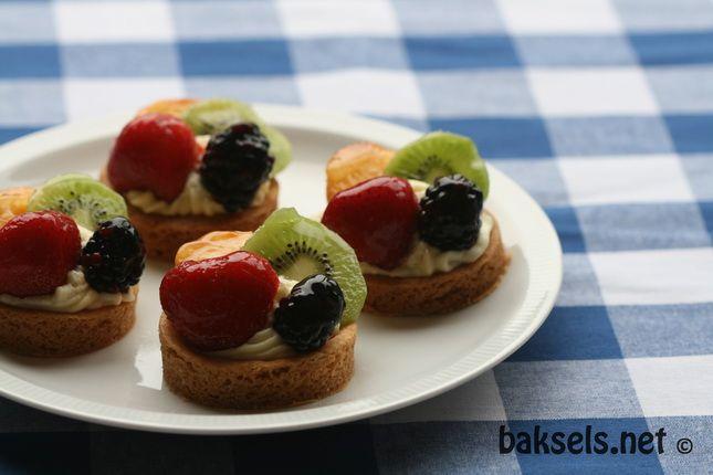 baksels.net | Vruchtengebakjes