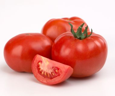 1 large beefsteak tomato, cut into 8 slices