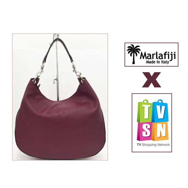 Lock it in ladies! Marlafiji Live shows on TVSN AUSTRALIA / NEW ZEALAND, showcasing our winter collection. The lovely Harriet Wine leather hobo bag bag below is available only on TVSN... so if you like it do not miss this chance! MARLAFIJI x TVSN THURSDAY 14/4 5.30 PM FRIDAY 15/4 2.30 PM SATURDAY 16/4 12.30 PM www.marlafiji.com FREE SHIPPING WITHIN AUSTRALIA ‪#‎marlafiji‬ ‪#‎italianleatherbag‬ ‪#‎tvsn‬ ‪#‎australiatvsn‬ ‪#‎newzealandtvsn‬ ‪#‎harrietwine‬