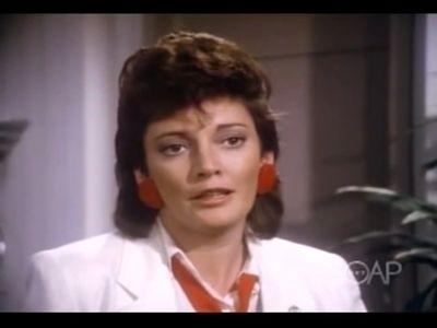 Sarah Douglas play as Pamela Lynch.