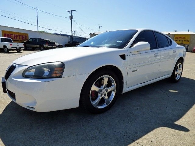 Drive Excitement! Catch Everyone's Eye in This Hard-to-Find 2007 #Pontiac Grand Prix #GXP #V8 Performance Sedan with Leather; Heated Seats; Sunroof; NAVI & a Clean CARFAX for Just $6,990! -- http://www.hertelautogroup.com/2007-Pontiac-GrandPrix/Used-Car/FortWorth-TX/9008380/Details.aspx  #pontiacgrandprix #grandprixgxp #musclecar #collectorcar