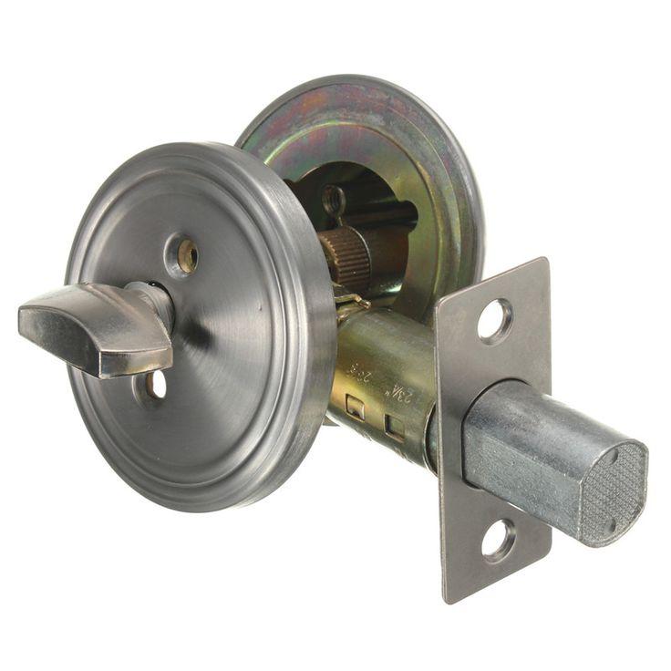 $9.94 (Buy here: https://alitems.com/g/1e8d114494ebda23ff8b16525dc3e8/?i=5&ulp=https%3A%2F%2Fwww.aliexpress.com%2Fitem%2FExcellent-Quality-Stainless-Steel-Silver-Deadbolt-Internal-Door-Cylinder-Lock-Rim-Dead-Bolt-Night-Latch-Nightlatch%2F32713882947.html ) Excellent Quality Stainless Steel Silver Deadbolt Internal Door Cylinder Lock Rim Dead Bolt Night Latch Nightlatch Keys for just $9.94