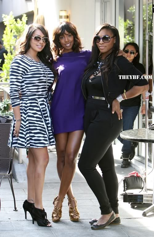 The Young, Black, and Fabulous              Lance Gross & Toccara Jones Get Tangled + Vanessa Williams & Taye Diggs Sing For Charity  ...