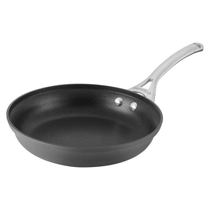 Calphalon Contemporary 10 Inch Non-stick Dishwasher Safe Omelette Fry Pan, Dark Grey