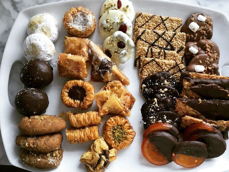 Hand-crafted Baklava, Chocolate and more @Meli Baklava & Chocolate 238 Queen…