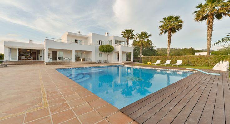 Can Fluxa Ibiza Villa - Ibiza Villas Talamanca | Unique Ibiza Villas