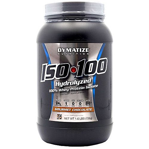 Dymatize Iso-100 Hydrolyzed Gourmet Chocolate 100% Whey Protein Isolate -- You can find more details by visiting the image link.