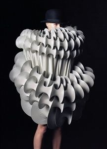 Rowan Mersh - Fabric Sculpture